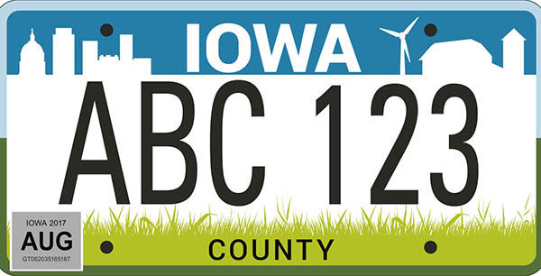 New Plates To Have City And Country Symbols Local News