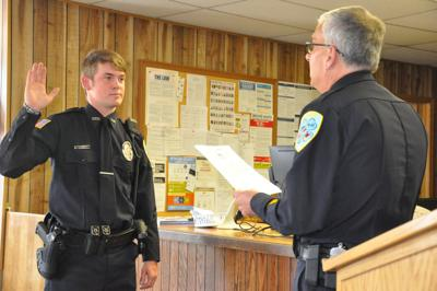 Clarinda police welcomes new officer