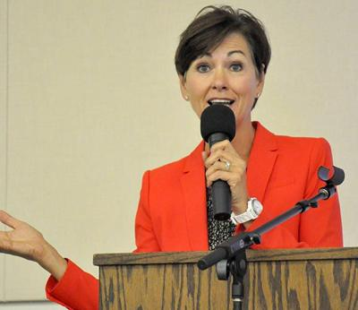 HJ - Governor Kim Reynolds