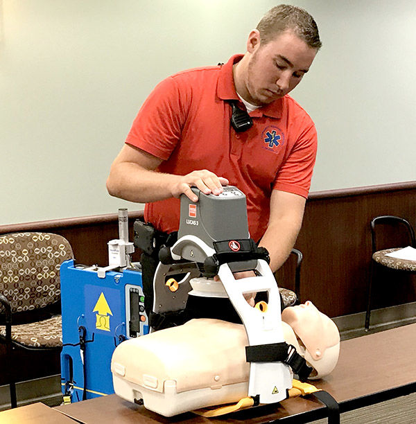 center board learns of new cpr device local news