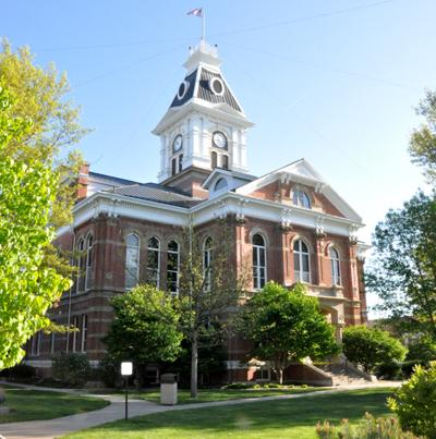 HJ - Standard Page County Courthouse