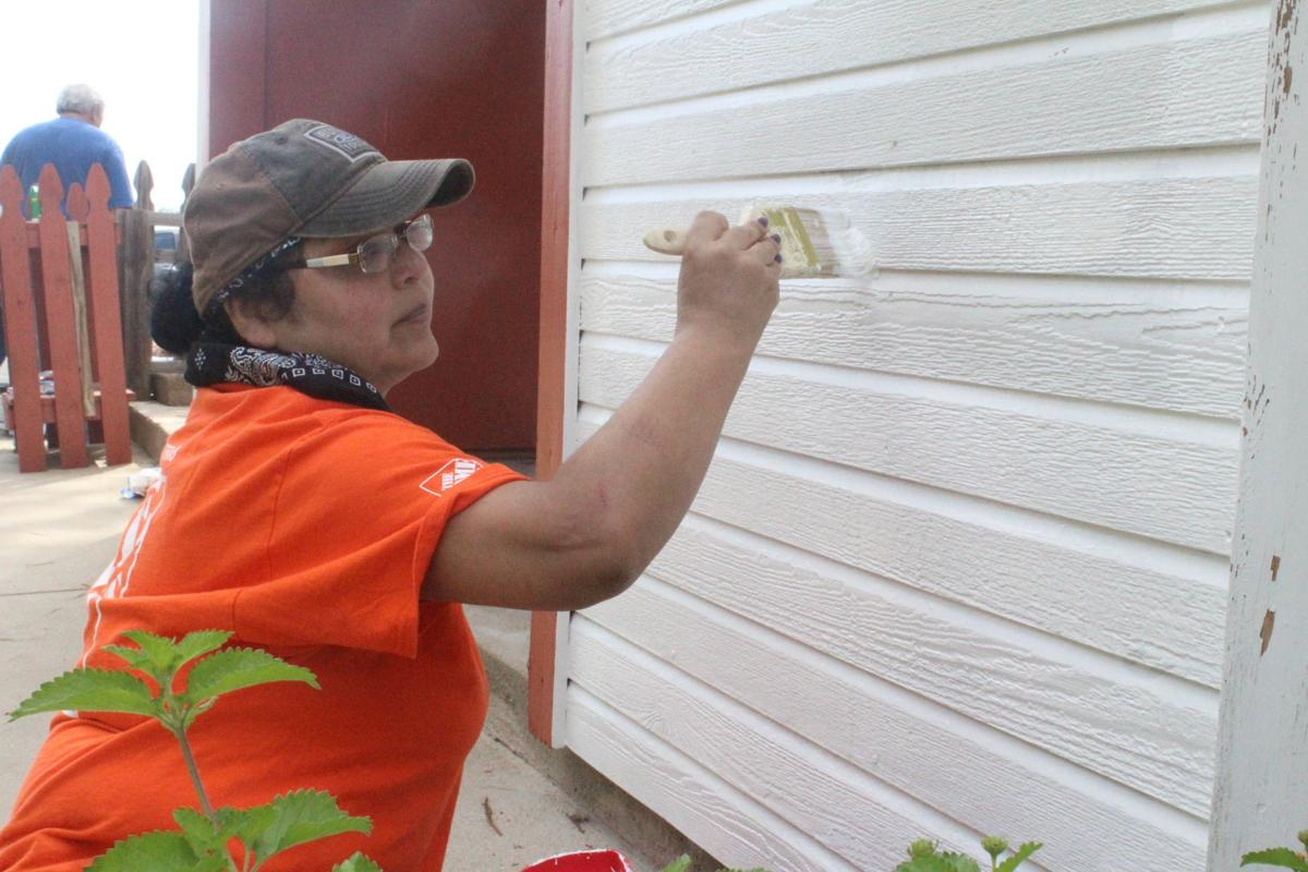 CIA, Home Depot partner for Cleburne veteran\'s home | Local News ...