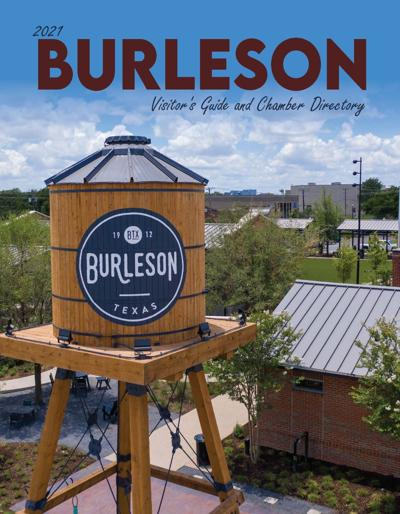 2021 Burleson Visitor's Guide and Chamber Directory