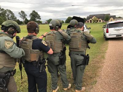 JCSO SWAT team