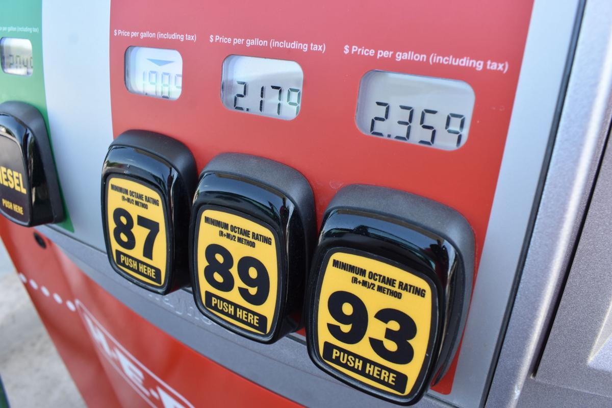 Summer 2017 gas prices