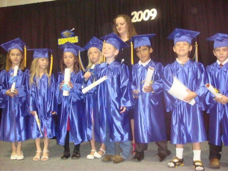 2009 CCA graduates