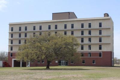 Old Cleburne hospital