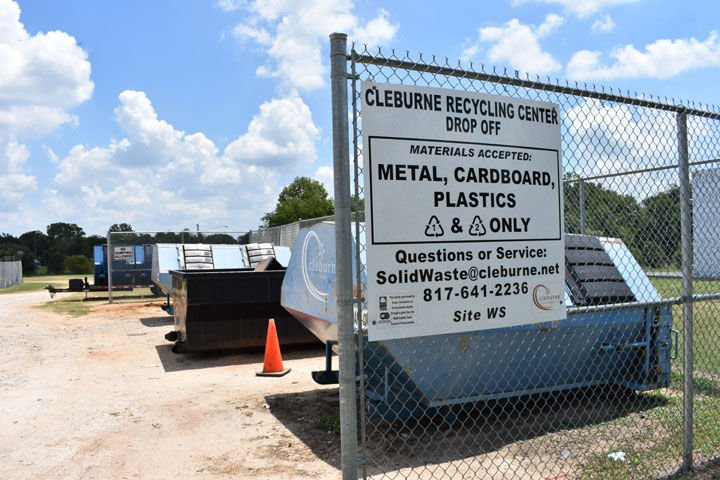 City at risk of losing recycling drop-off stations | Local News ...