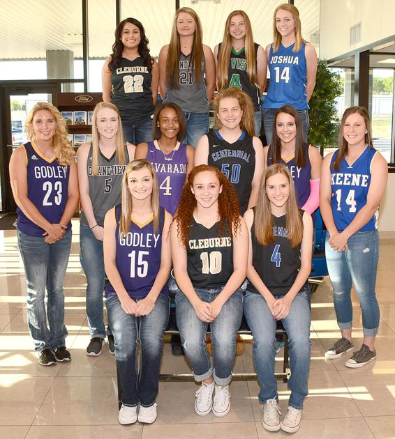 Godley leads AJC Girls Teams; Cleburne, Centennial, Grandview next in line | Sports ...