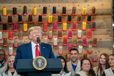 Trump at LV