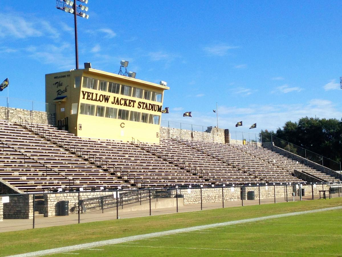 Image result for cleburne yellow jackets the rock