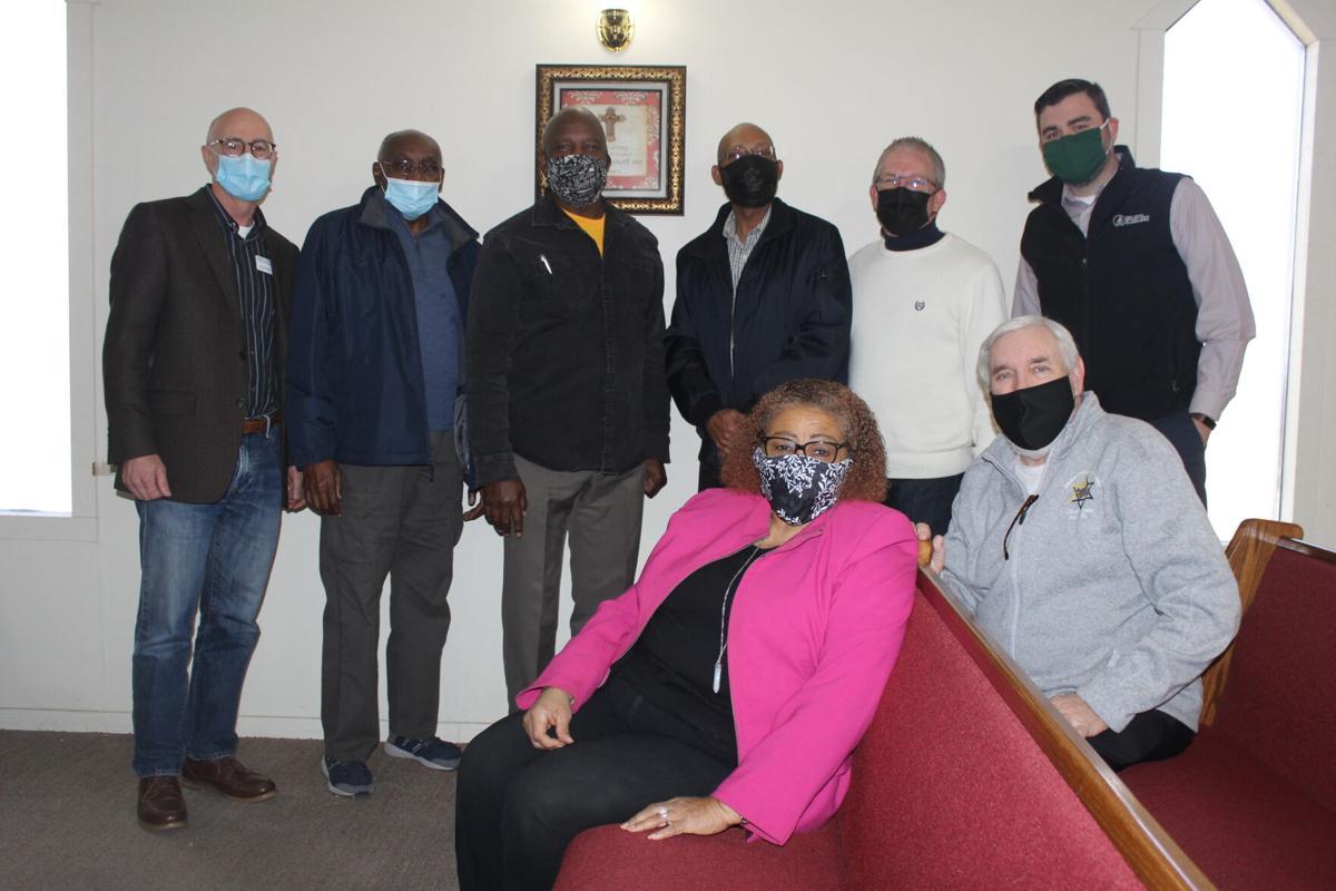 Johnson County pastors