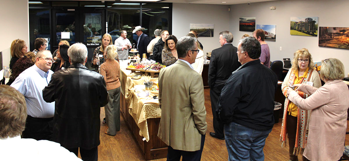 Cleburne chamber After Hours.png
