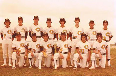 1979 Jacket baseball