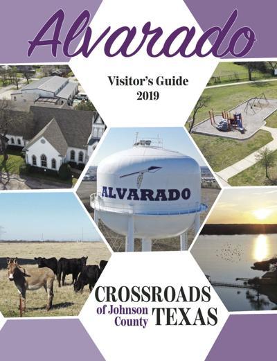 2020 Alvarado Texas Visitor's Guide