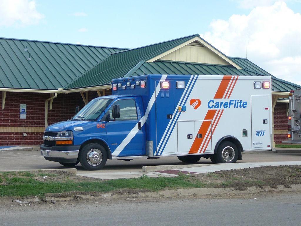 CareFlite may discontinue county ambulance service   Local News   cleburnetimesreview.com