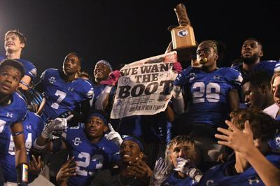 """Spartans retain """"The Boot"""""""