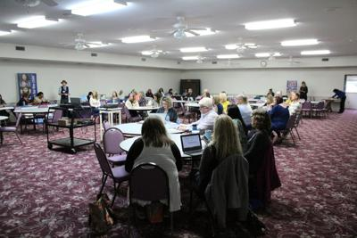 Johnson County ISD roundtable