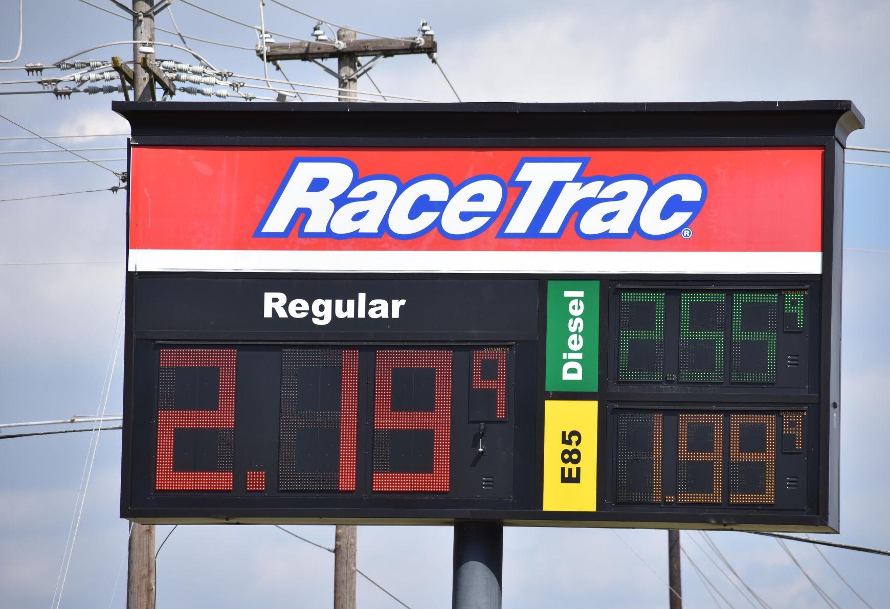 texas gasoline prices see a month long decline local news rh cleburnetimesreview com