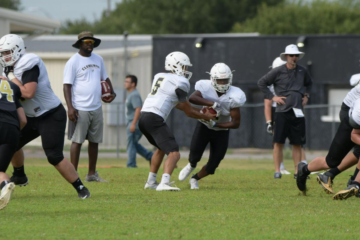 Commitment to hard work on display during Jackets' first week of