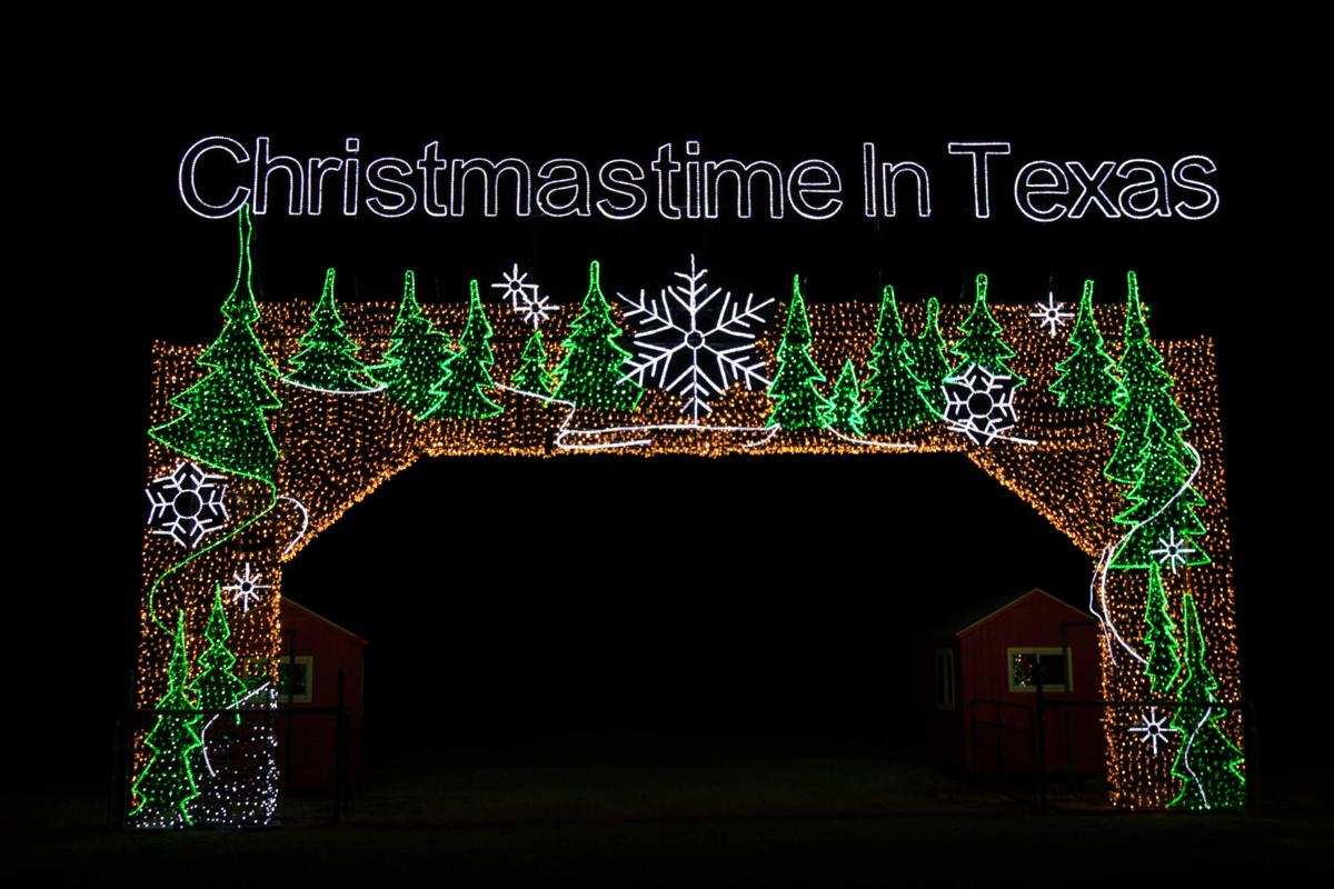 Christmastime in Texas