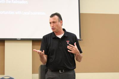 Texas Tech University Waco campus Director Lewis Snell