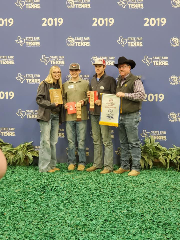 Johnson County Ffa 4 H Students Fare Well At State Fair
