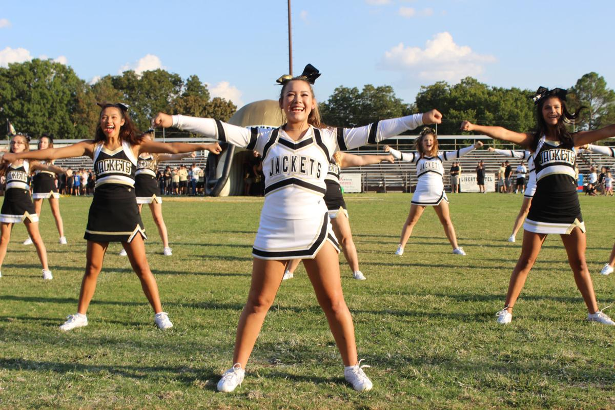 654f61a747476 CHS cheerleaders to compete in first UIL spirit competition