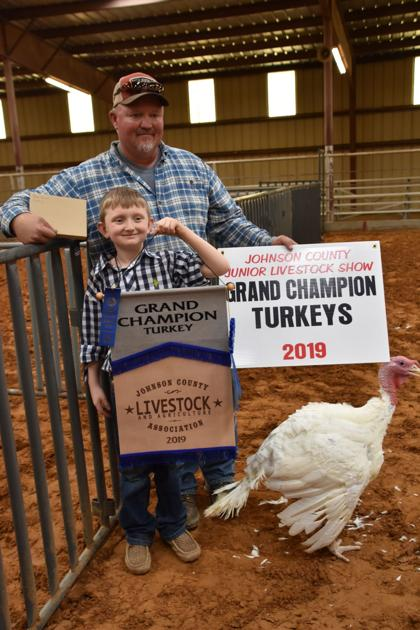 Poultry show kicks off Johnson County Junior Livestock Show