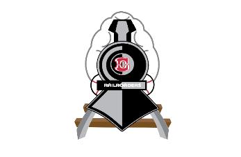 Alternate Cleburne Railroaders logo