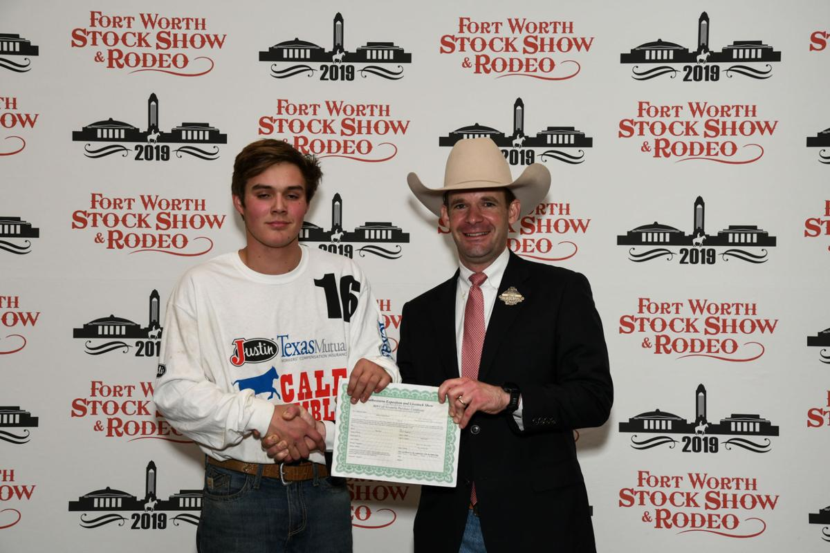 Ffa 4 H Students Win Big At Fort Worth Stock Show Local
