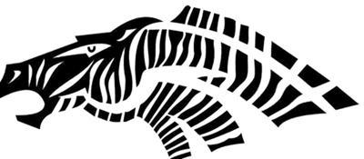 Grandview Zebras logo