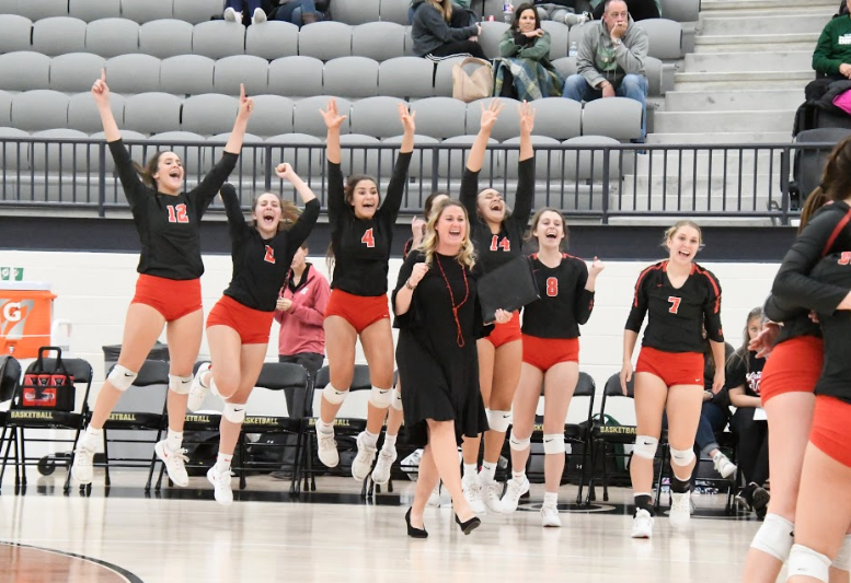 Burleson volleyball