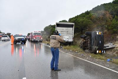 Image result for free pictures truck accident investigator at scene
