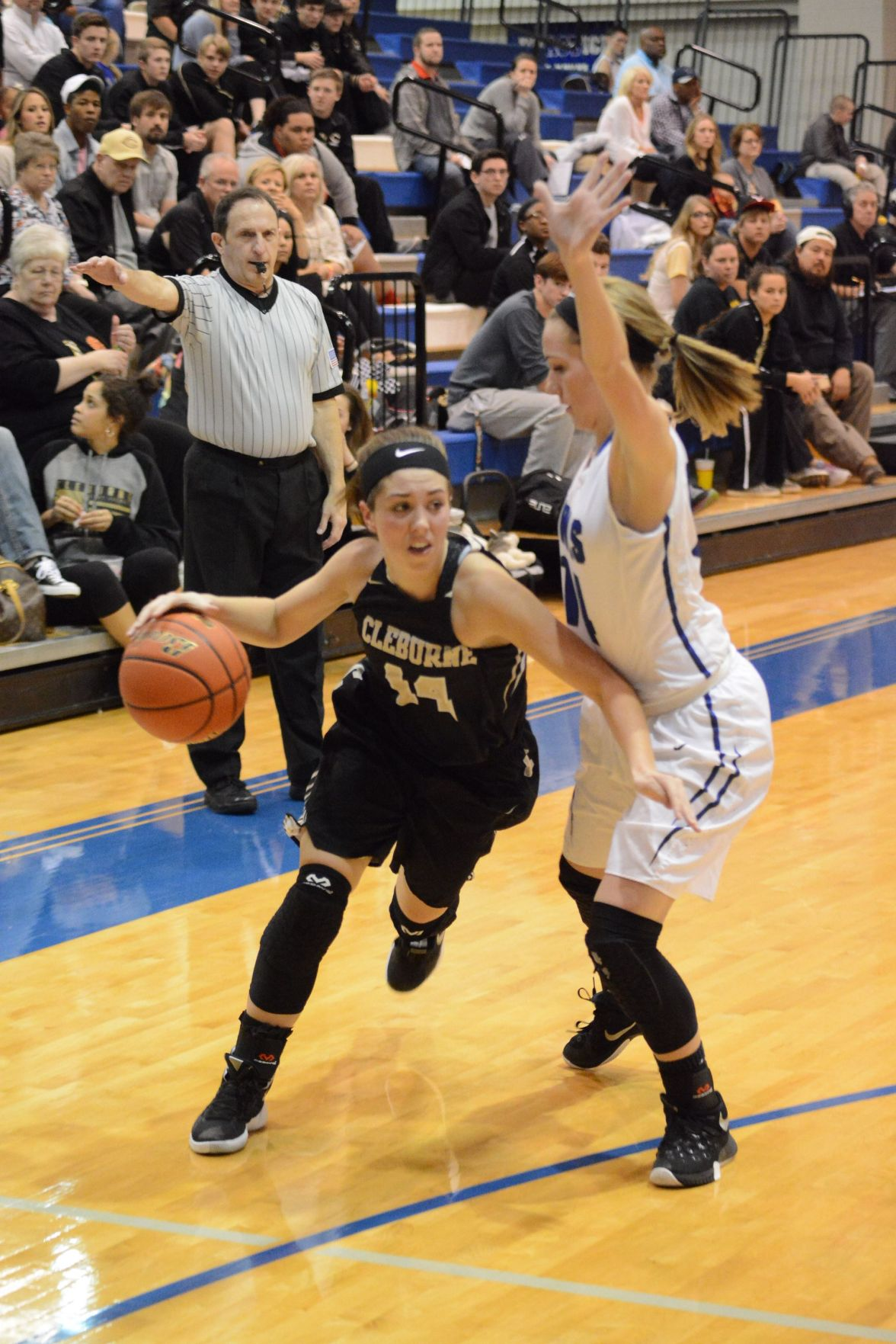 Playoff Races Heating Up For Cleburne Boys Girls Basketball
