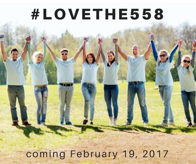LoveThe558 graphic