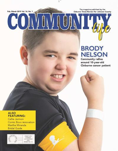 February-March 2019 Community Life magazine