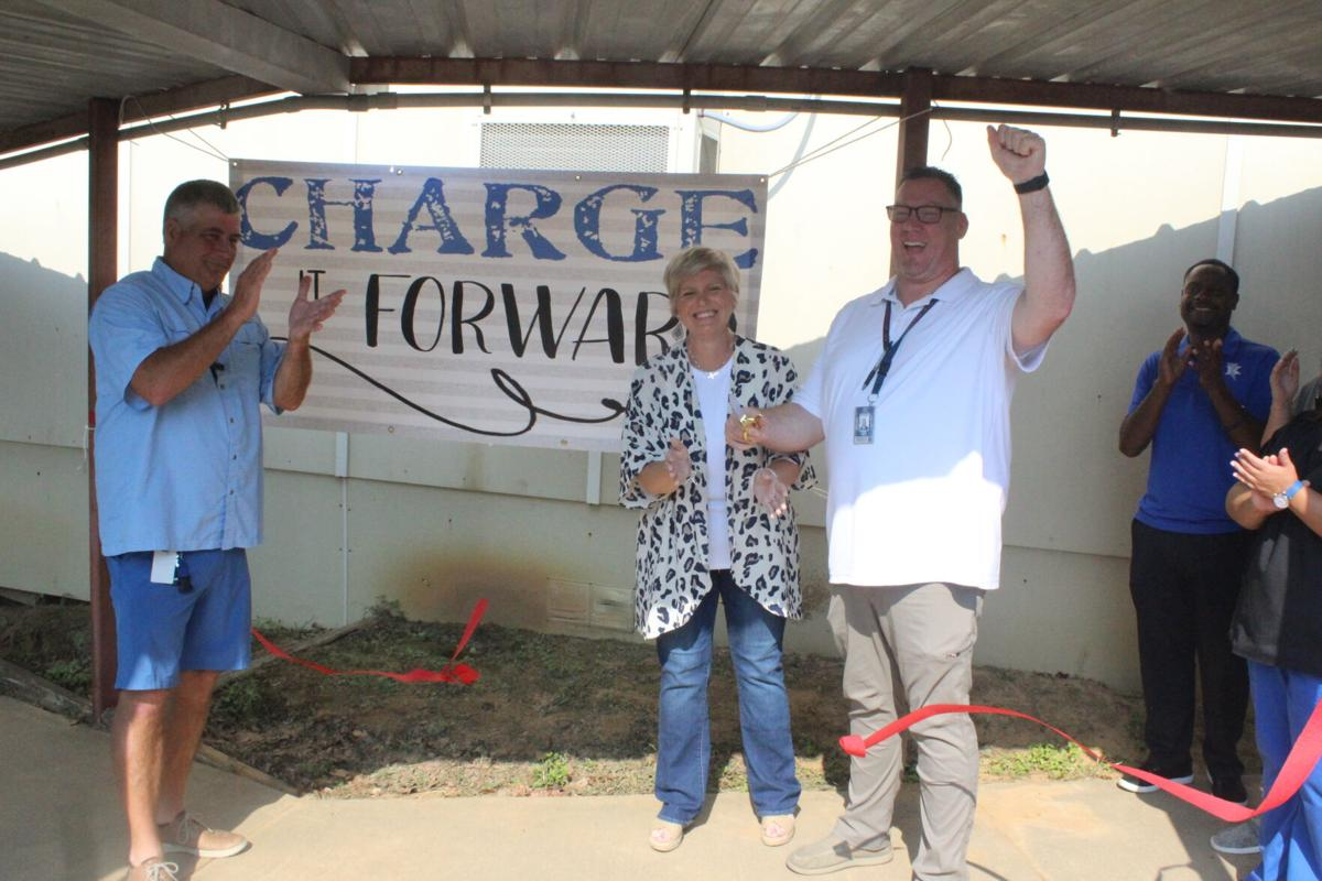 Charge It Forward