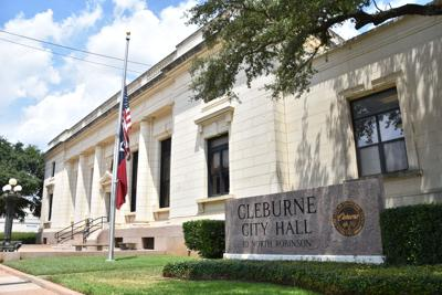 Cleburne City Hall
