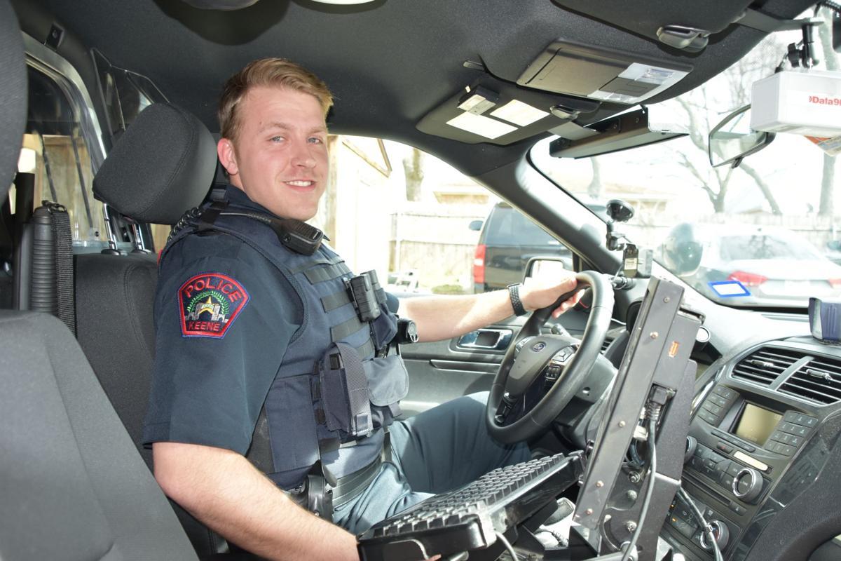 c1e8b0490295 Keene police to begin wearing load-bearing vests