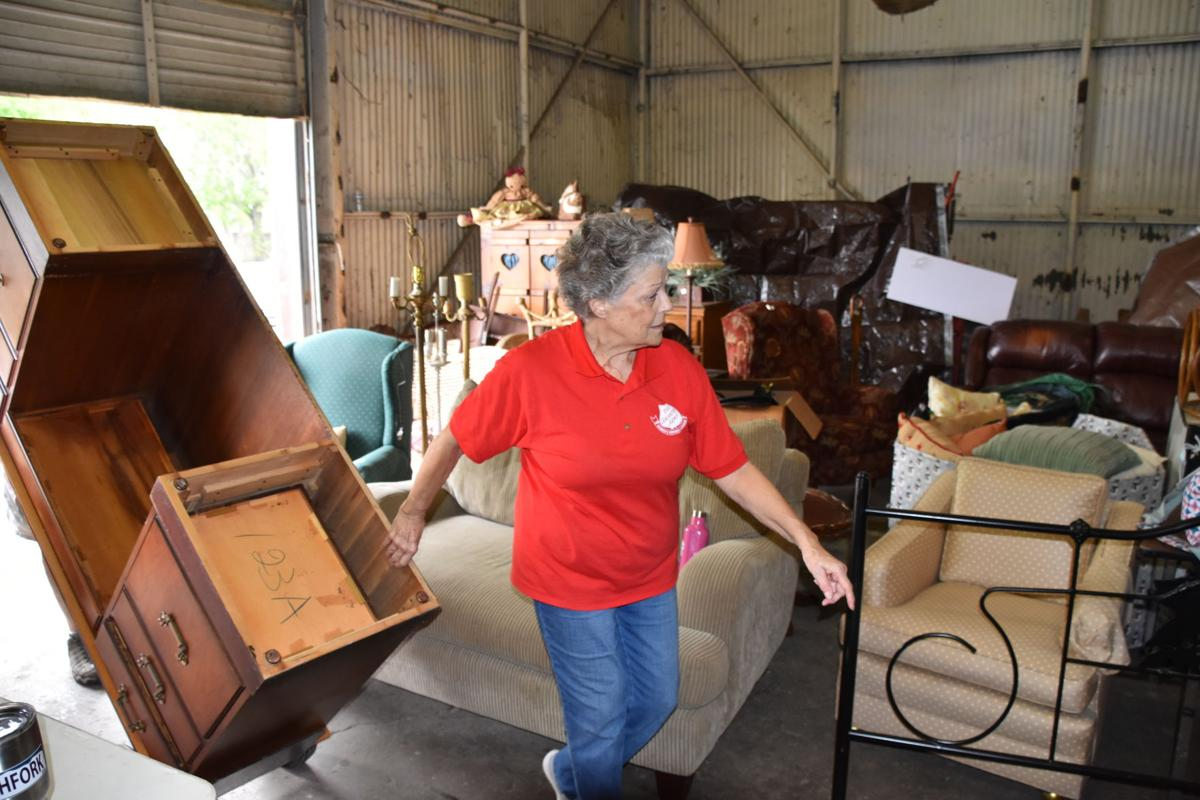 Large Garage Sale To Benefit Work Of Salvation Army