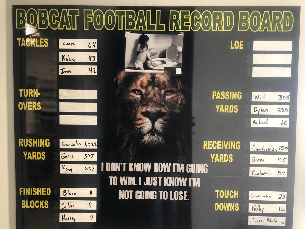 Blum record board