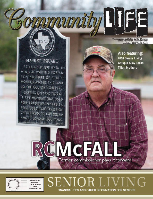 April May 2016 Community Life Magazine