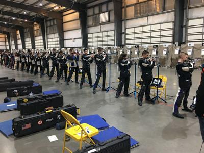 JHS rifle team