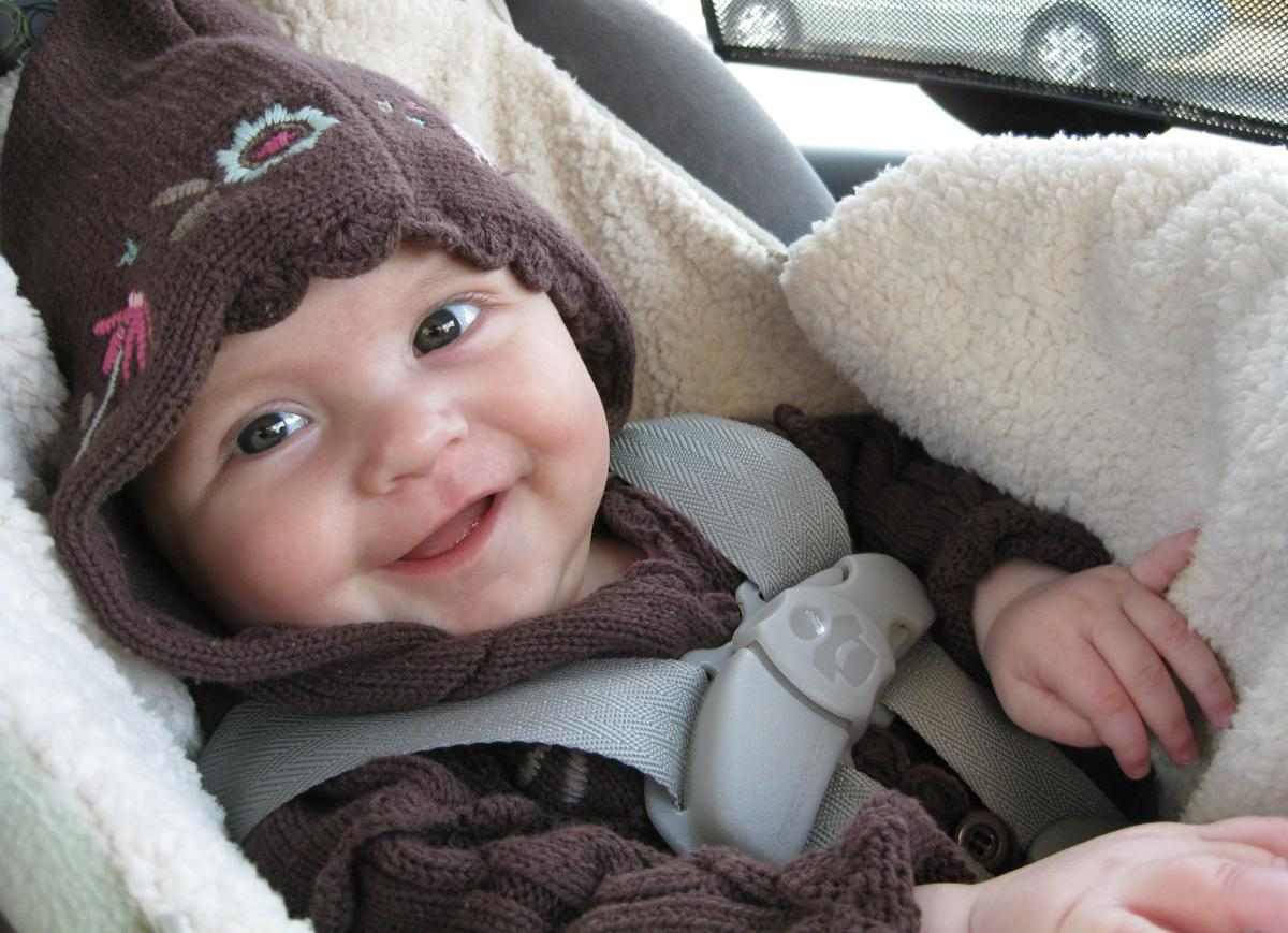 Consumer Reports: Coats unsafe for kids in car seats | Local News ...