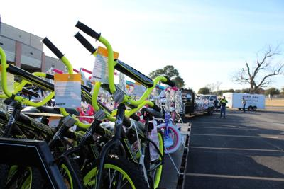 Bikes for Angels
