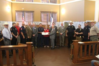 Johnson County commissioners