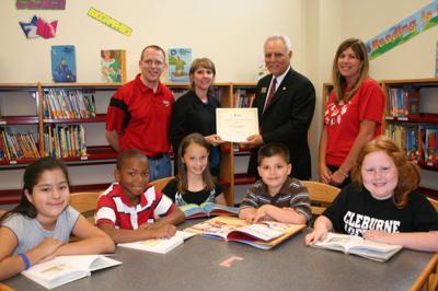 Santa Fe Receives Library Grant Archives Cleburnetimesreviewcom