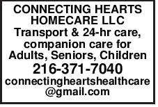 CONNECTING HEARTS HOMECARE LLC