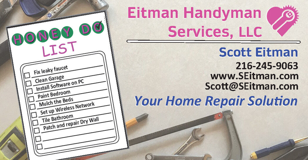 EITMAN HANDYMAN SERVICES LLC